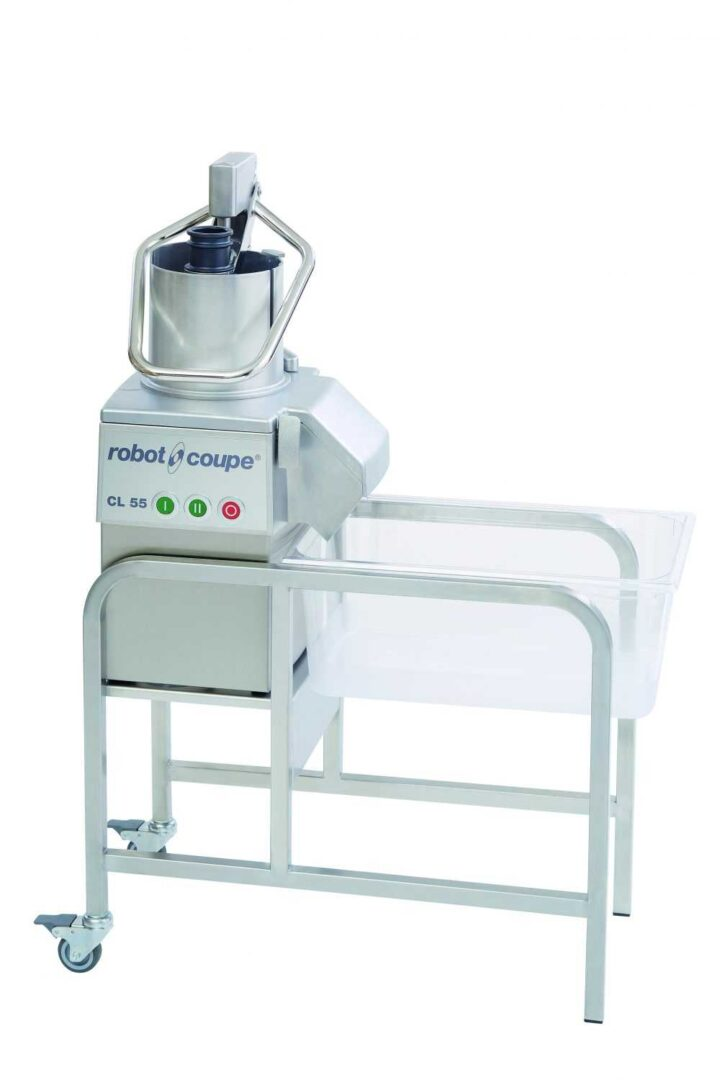 Robot Coupe CL55 Pusher Feed-Head Vegetable Preparation Machine( single Phase )