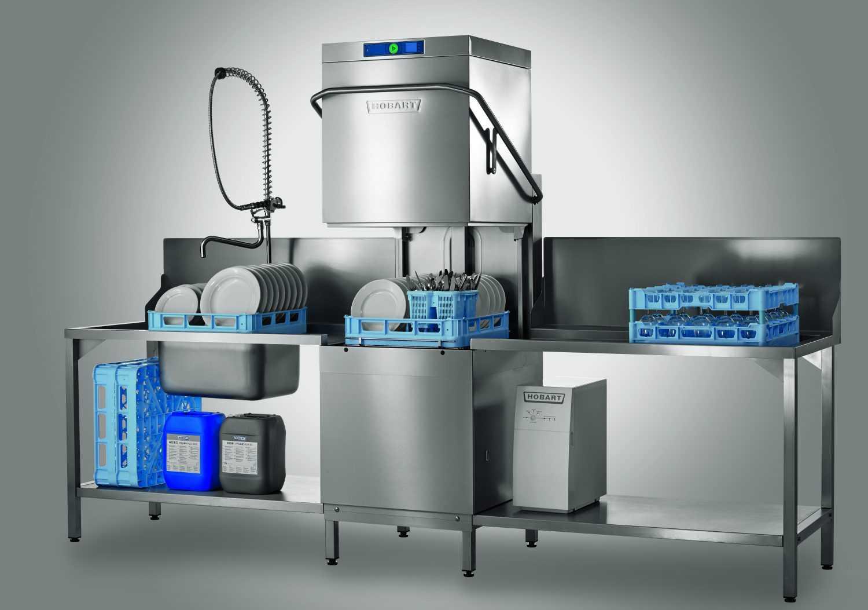 Hobart PROFI AM900 Glass & Dishwasher