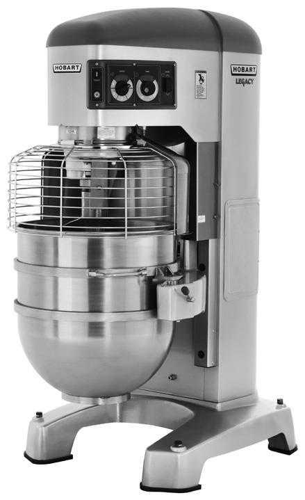 Hobart Legacy HL1400-10STDA  140 Quart Planetary Mixer