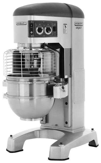 Hobart Legacy HL800-10STDA 80 Quart Planetary Mixer