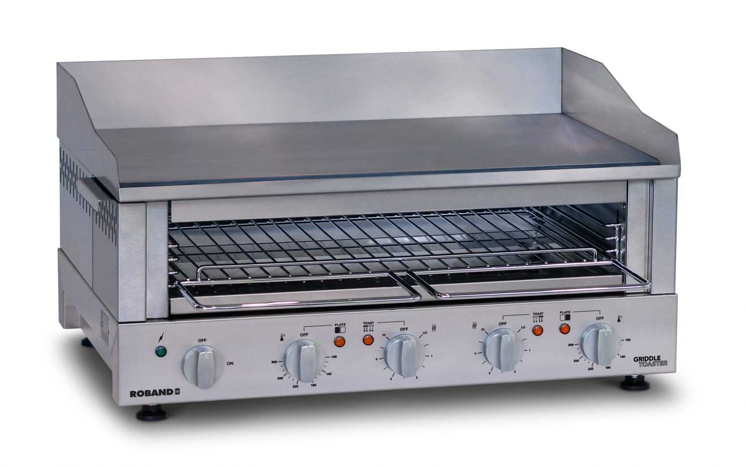 Roband GT700 Griddle Toaster - Very High Production