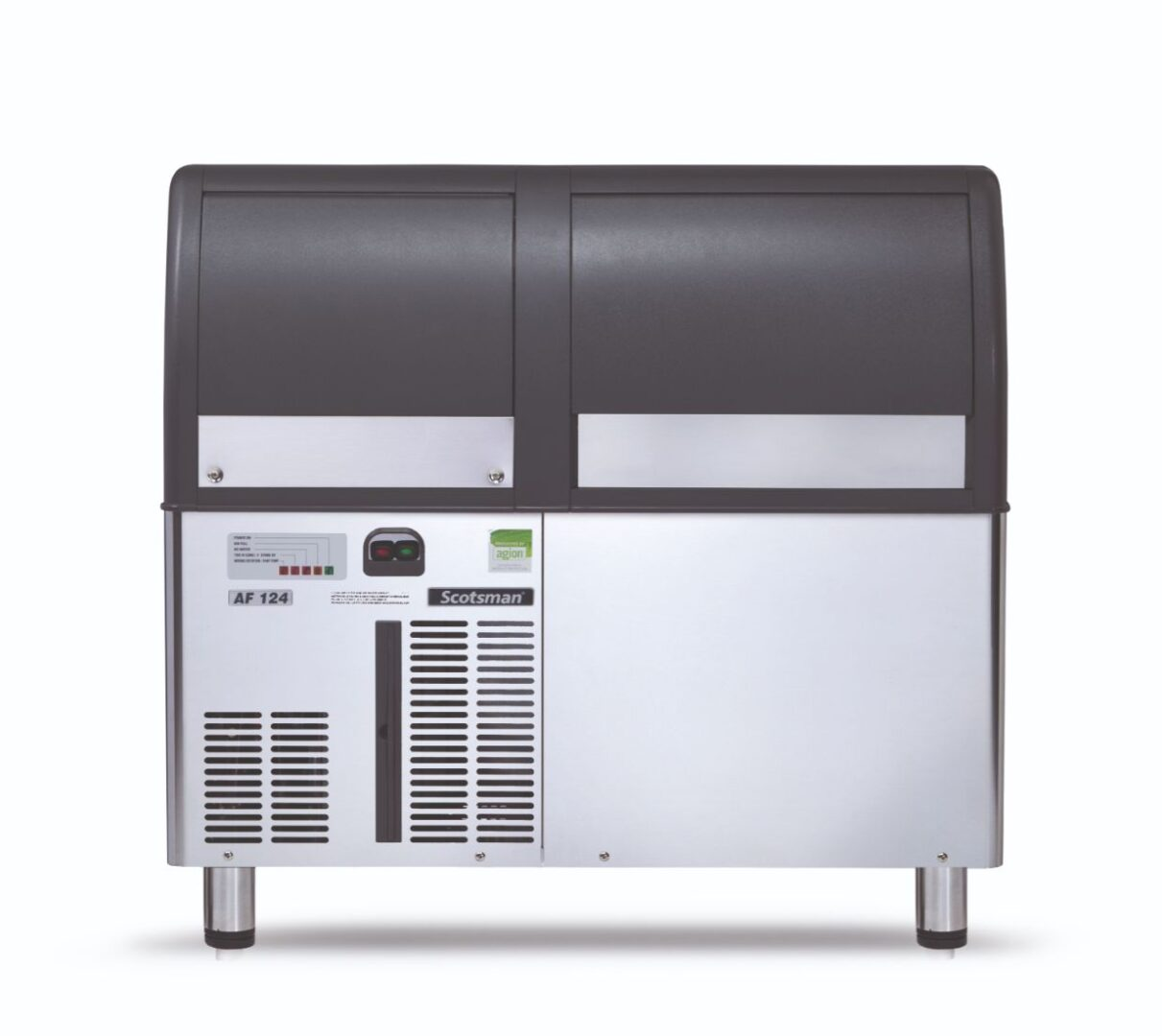 Scotsman AF 124 AS OX – 113kg Ice Maker – Self Contained Ice Flaker
