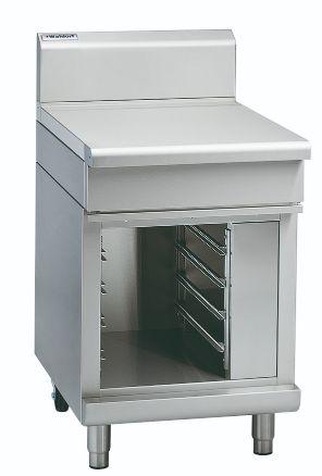 Waldorf 800 Series BTL8600-CB – 600mm Bench Top Low Back Version – Cabinet Base