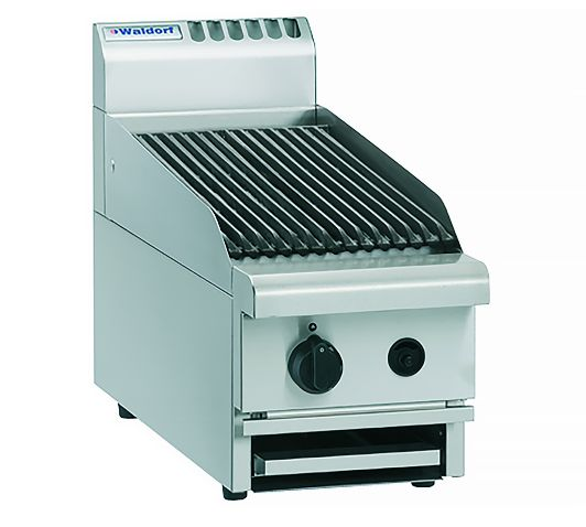 Waldorf 800 Series CH8300G-B – 300mm Gas Chargrill – Bench Model