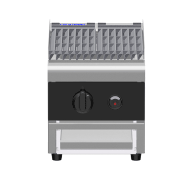 Waldorf Bold CHB8300G-B – 300mm Gas Chargrill – Bench Model