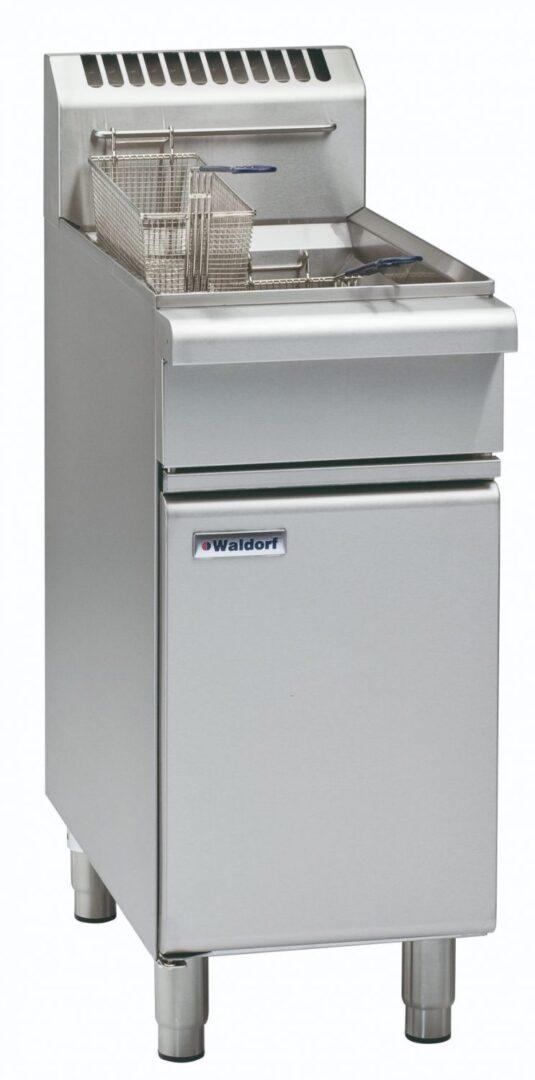 Waldorf 800 Series FN8118G – 400mm Gas Fryer
