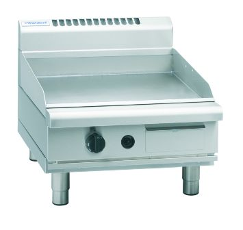 Waldorf 800 Series GPL8600G-B – 600mm Gas Griddle Low Back Version – Bench Model