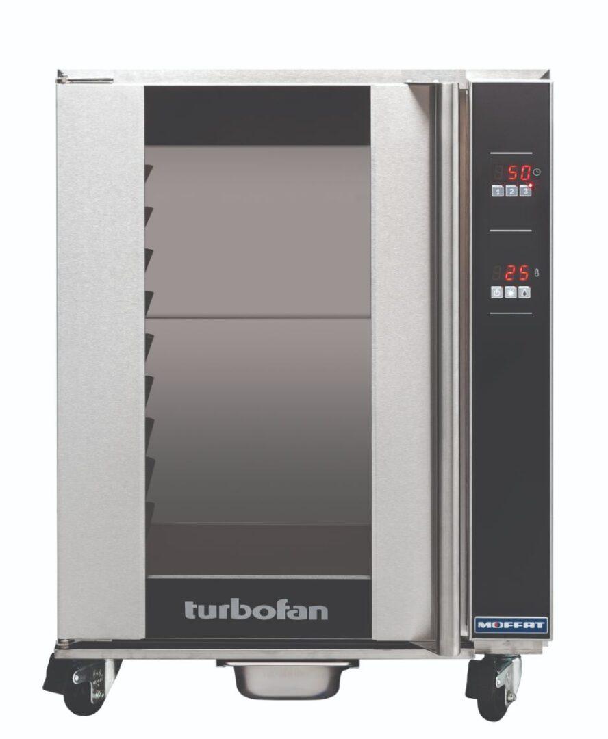 Turbofan H10D-FS – 10 Tray Full Size Digital Electric Holding Cabinet