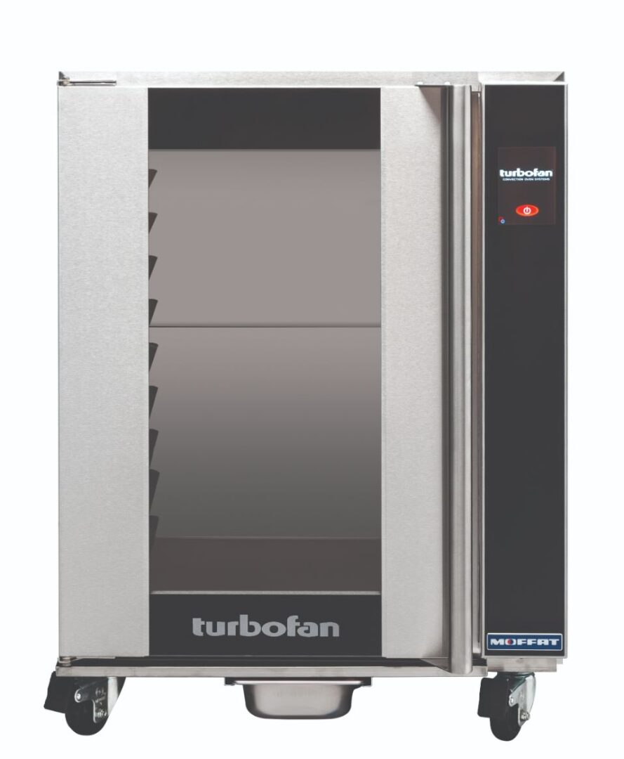 Turbofan H10T-FS – 10 Tray Full Size Digital Electric Touch Screen Holding Cabinet