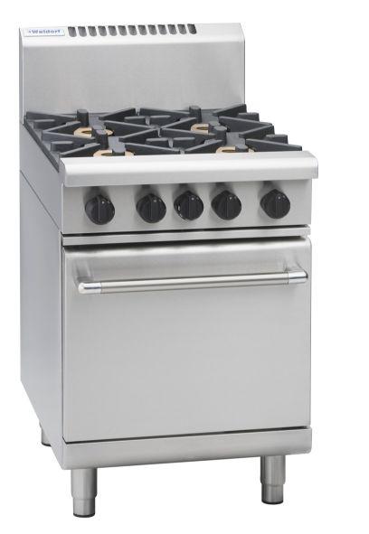 Waldorf 800 Series RN8410G - 600mm Gas Range Static Oven