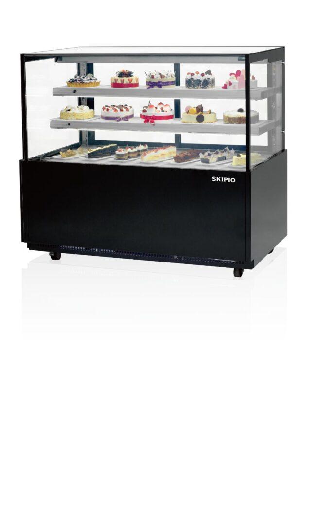 Skipio SB1500-3RD Bakery Case Refrigerator