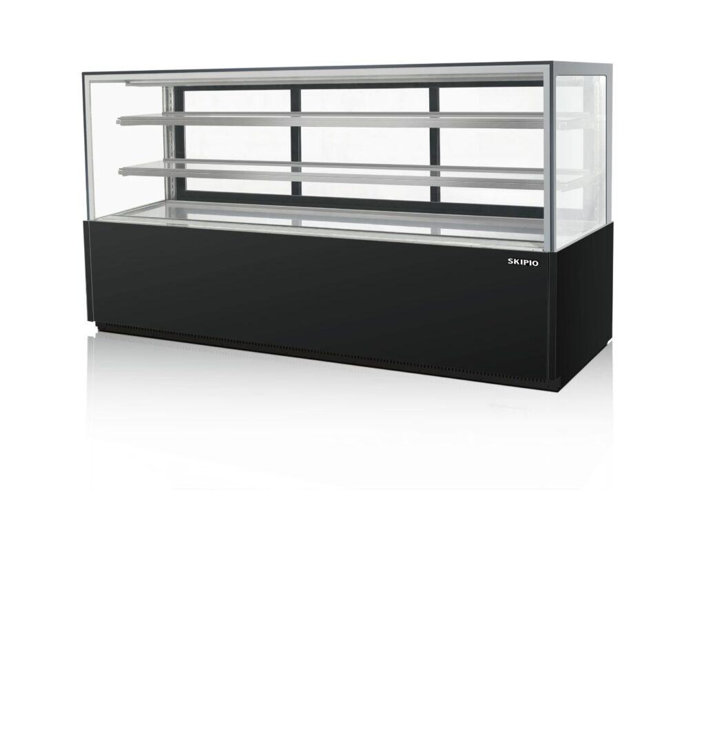 Skipio SB2100-3RD Bakery Case Refrigerator