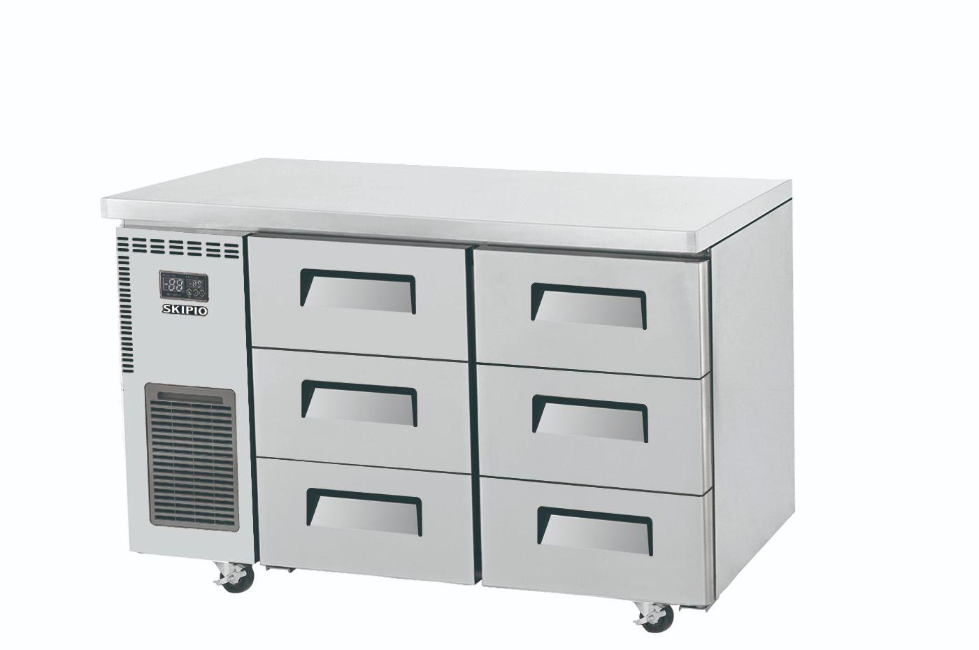 Skipio SUR12-3D-6 Undercounter (drawer)  Freezer