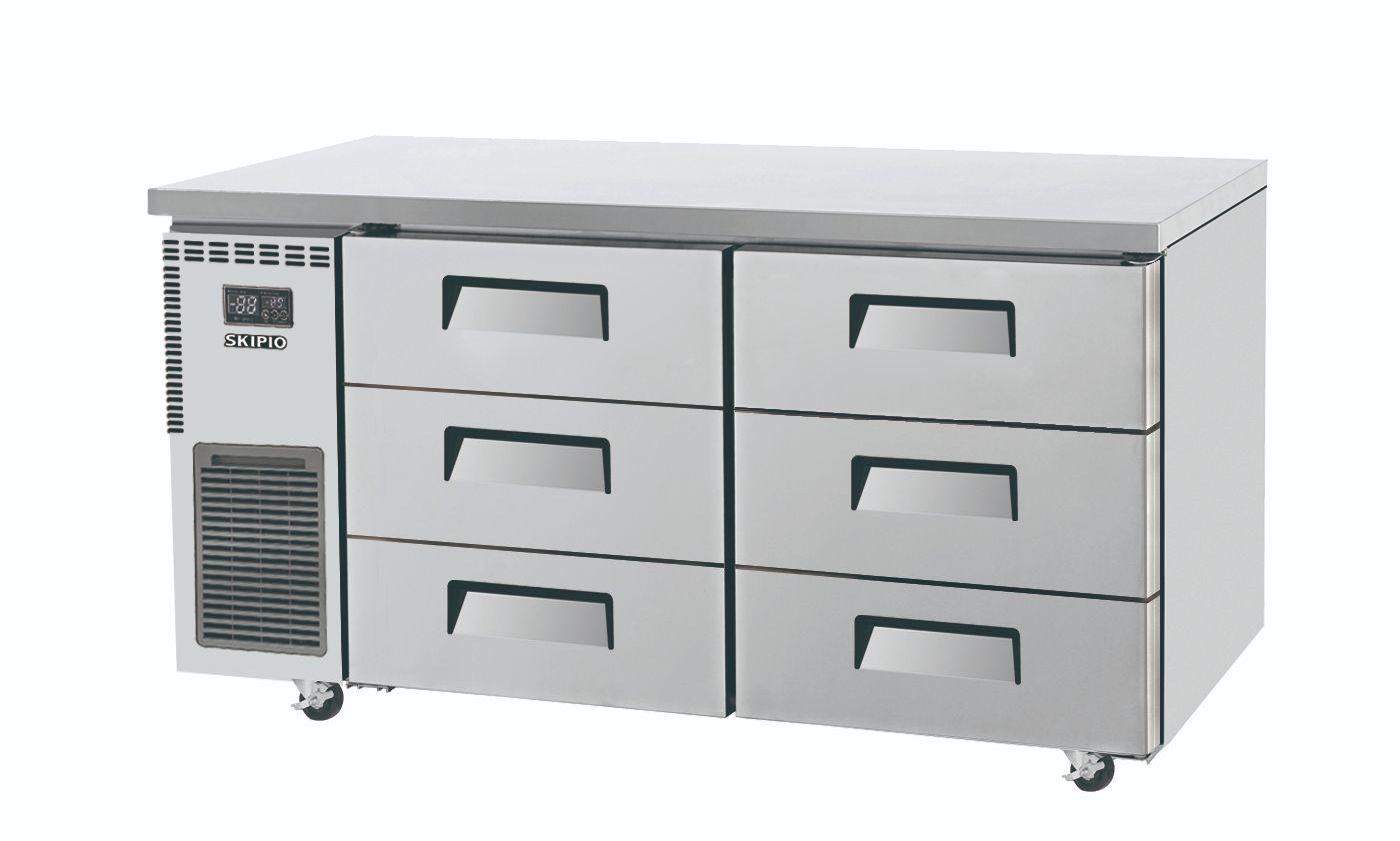 Skipio SUR15-3D-6 Undercounter (drawer)  Refrigerator
