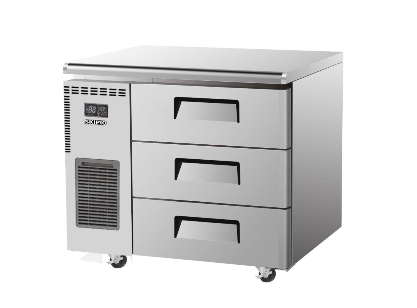 Skipio SUR9-3D-3 Undercounter (drawer)  Refrigerator