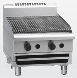 Waldorf 800 Series CH8600G-B – 600mm Gas Chargrill – Bench Model
