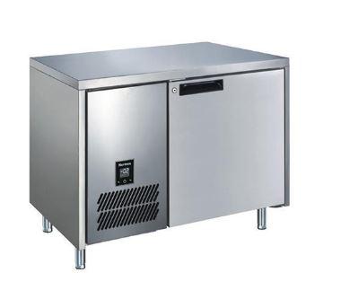 Glacian BFS6955 Slimline 660mm Deep 1 Door S/S Underbench Freezer
