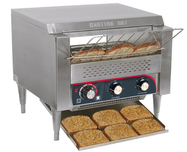 Anvil CTK0002 Conveyor Toaster 3 Slice