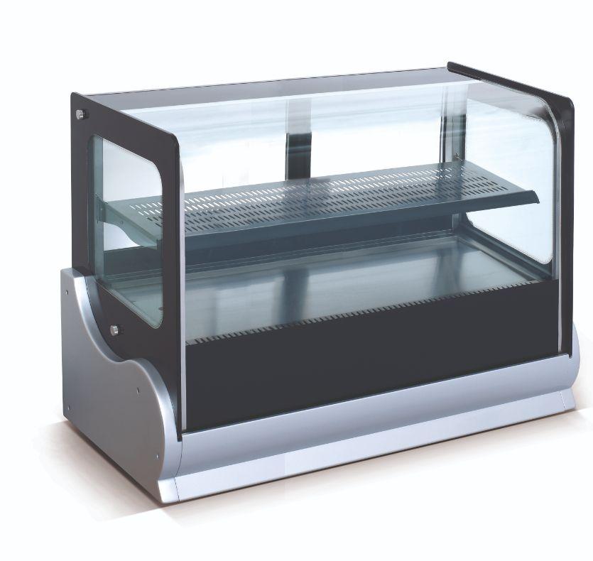 Anvil Aire DGV0550 Cold Square Countertop Showcase 1500mm