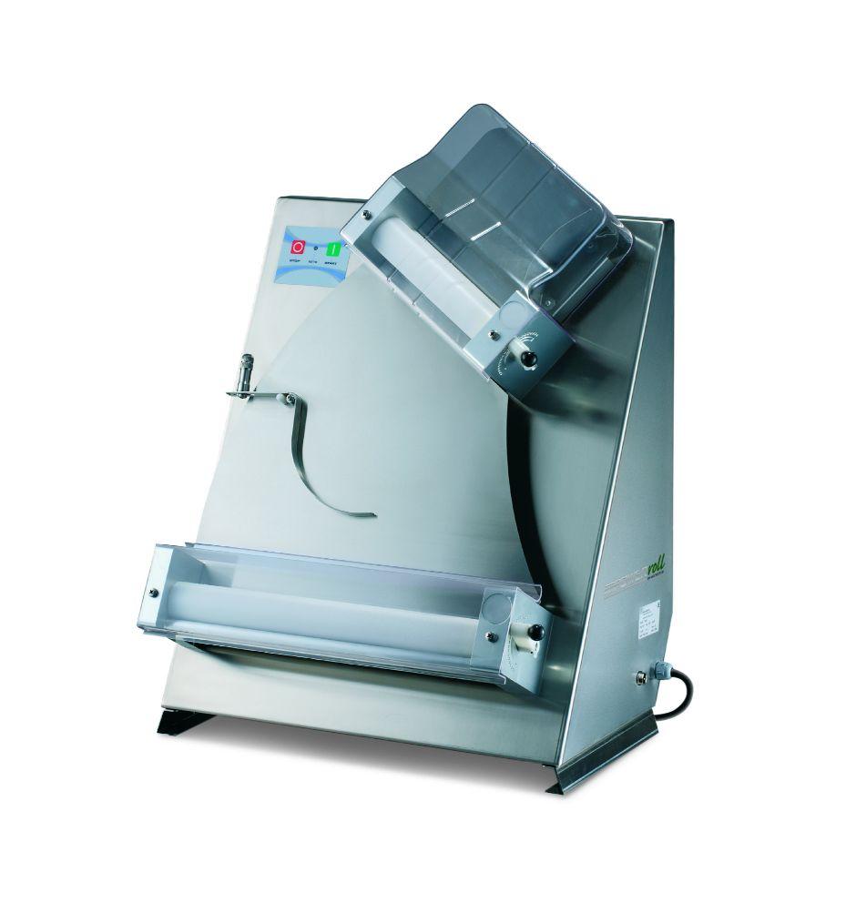 Mecnosud DRM0040 Dough Roller 40cm Angled