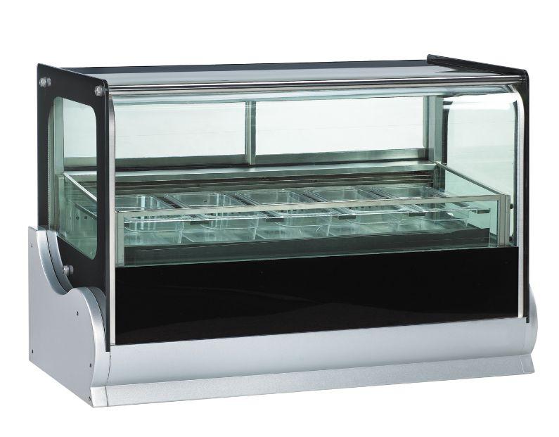 Anvil Aire DSI0530 Countertop Showcase Freezer 140lt