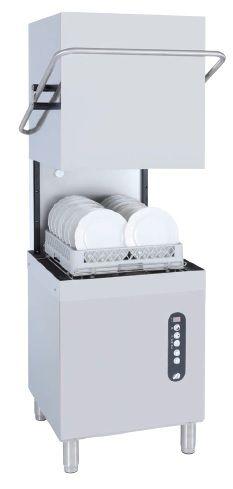 Adler DWA2001 Pass Through Dishwasher Upright – Single Phase