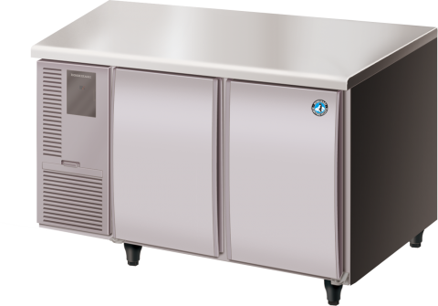 Hoshizaki FTC-120-MNA Commercial Series 2 Door Underbench Freezer