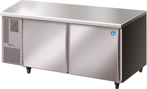 Hoshizaki FTC-150-MNA Commercial Series 2 Door Underbench Freezer