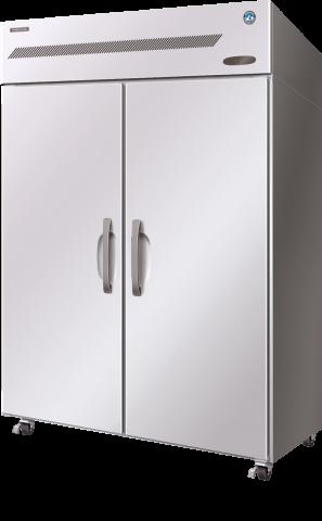 Hoshizaki HFE-140B-ALD-GN Professional 2 Door Gastronorm Upright Freezer