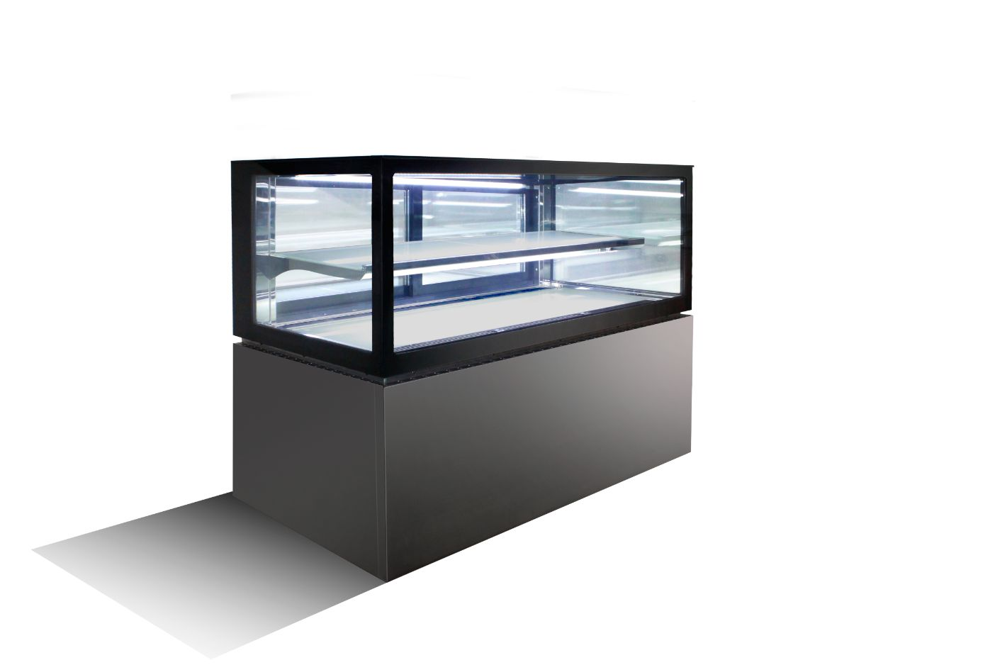 Anvil Aire NDSJ2740 Low Line Jewellery Display 2 Tier 1200mm