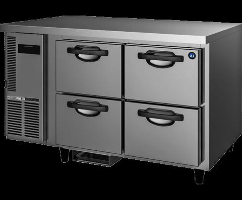Hoshizaki RTC-125DEA-GN-4D 4 Drawer 150mm Deep Gastronorm Underbench Refrigerator