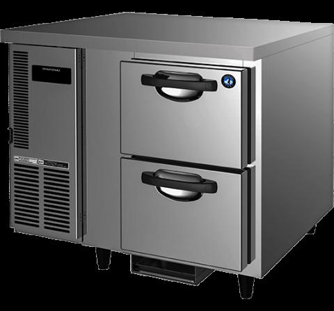 Hoshizaki FTC-90DEA-GN-2D 2 Drawer 150mm Deep Gastronorm Underbench Freezer