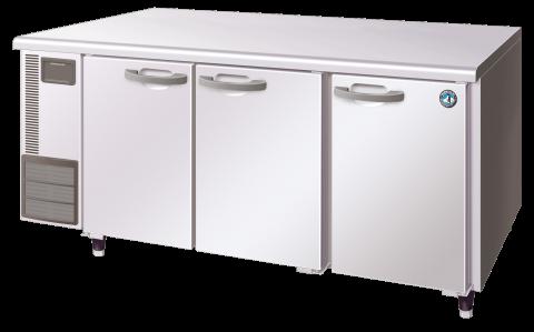 Hoshizaki FTE-170SDA-GN Professional 3 Door Gastronorm Underbench Freezer