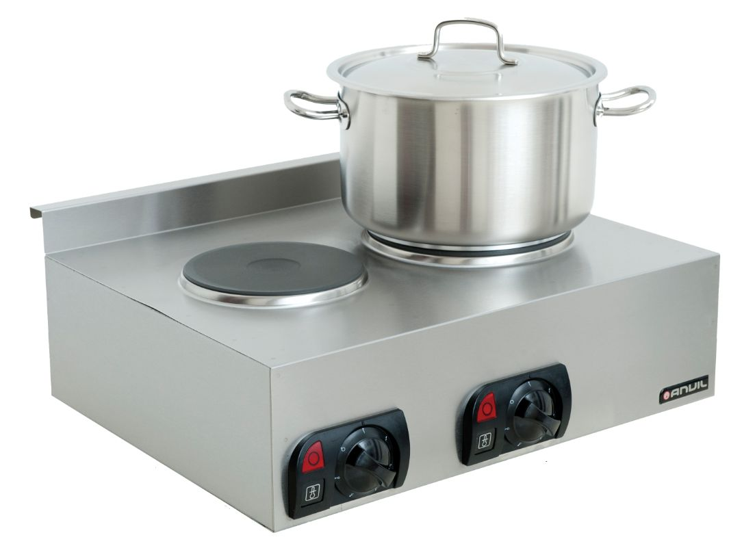 Anvil STA0002 Double Stove Top Electric