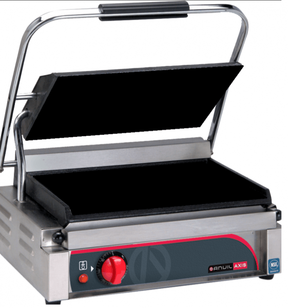 Anvil TSS2001 Panini Press Single (flat top / flat bottom)