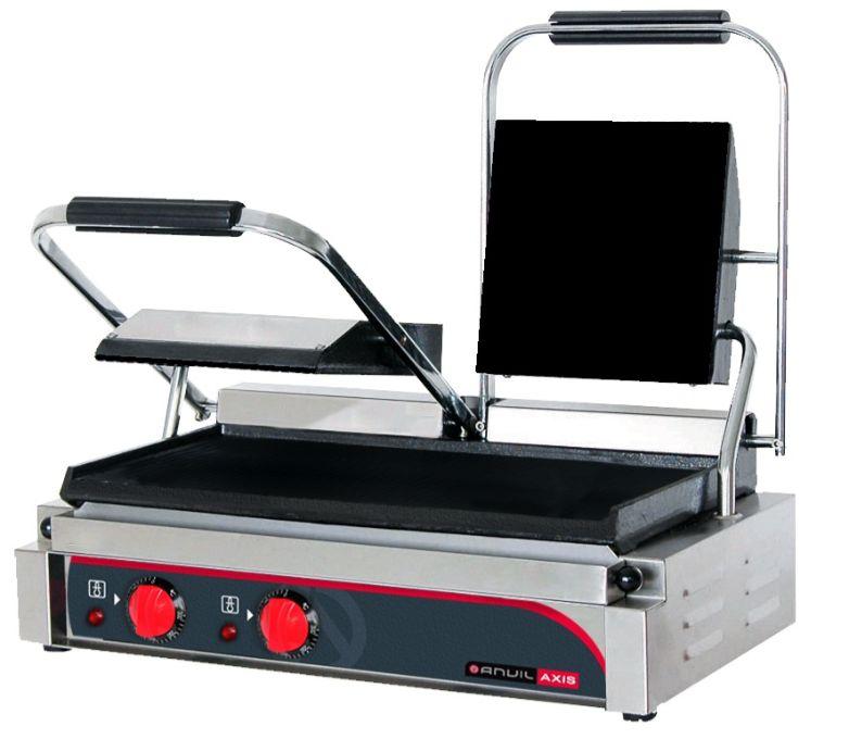 Anvil TSS3001 Panini Press Double (flat top / flat bottom)