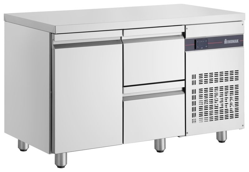 Inomak UBD2000 Under Bar Drawer Chiller (1 Door / 2 Drawers)