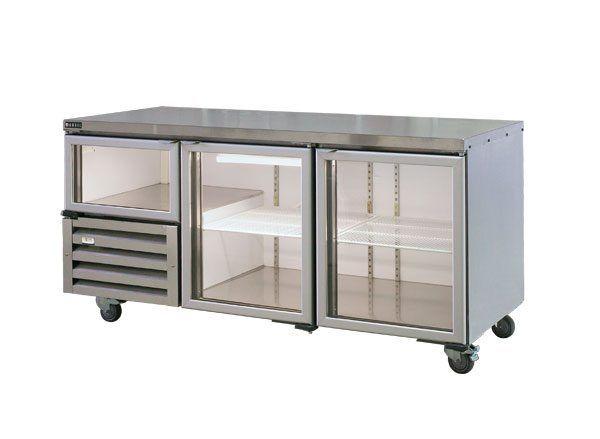 Anvil Aire UBG1800 Under Bar (2 1/2 Glass Doors)