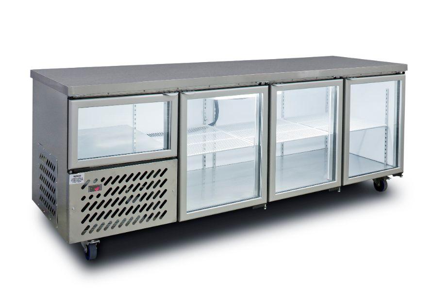 Anvil Aire UBG2400 Under Bar (3 1/2 Glass Doors)