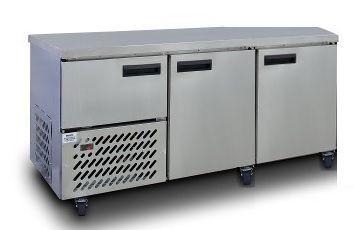 Anvil Aire UBS6180 Stainless Steel Slimline Under Bar (2 1/2 St/Steel Doors) 1800mm