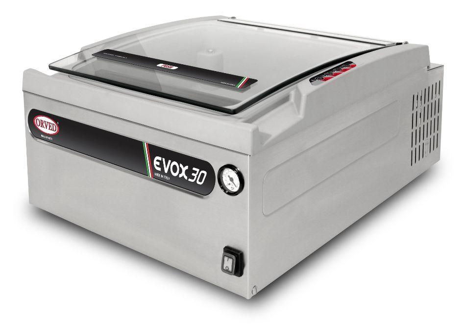 Orved VMO030E Chamber Vacuum Sealer Commercial EVOX 30