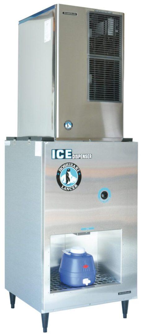 Hoshizaki DB-200H-Worksite Sanitary Ice Cube Dispenser