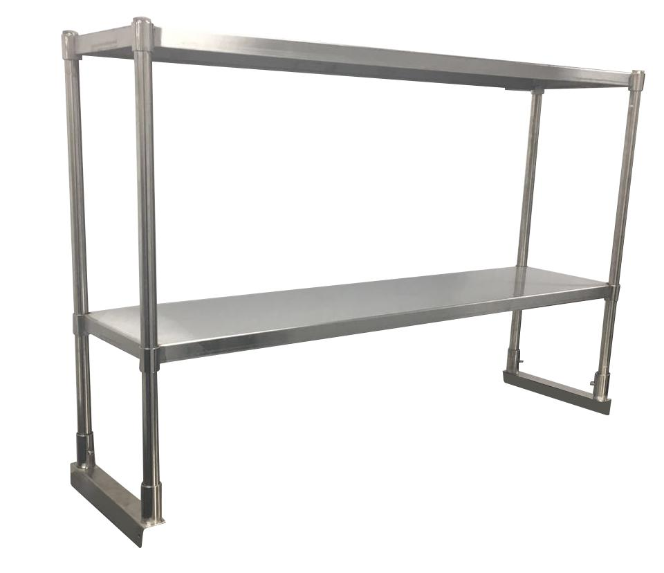 Simco SOS212 Double over-shelves-W1200 x D300 x H750