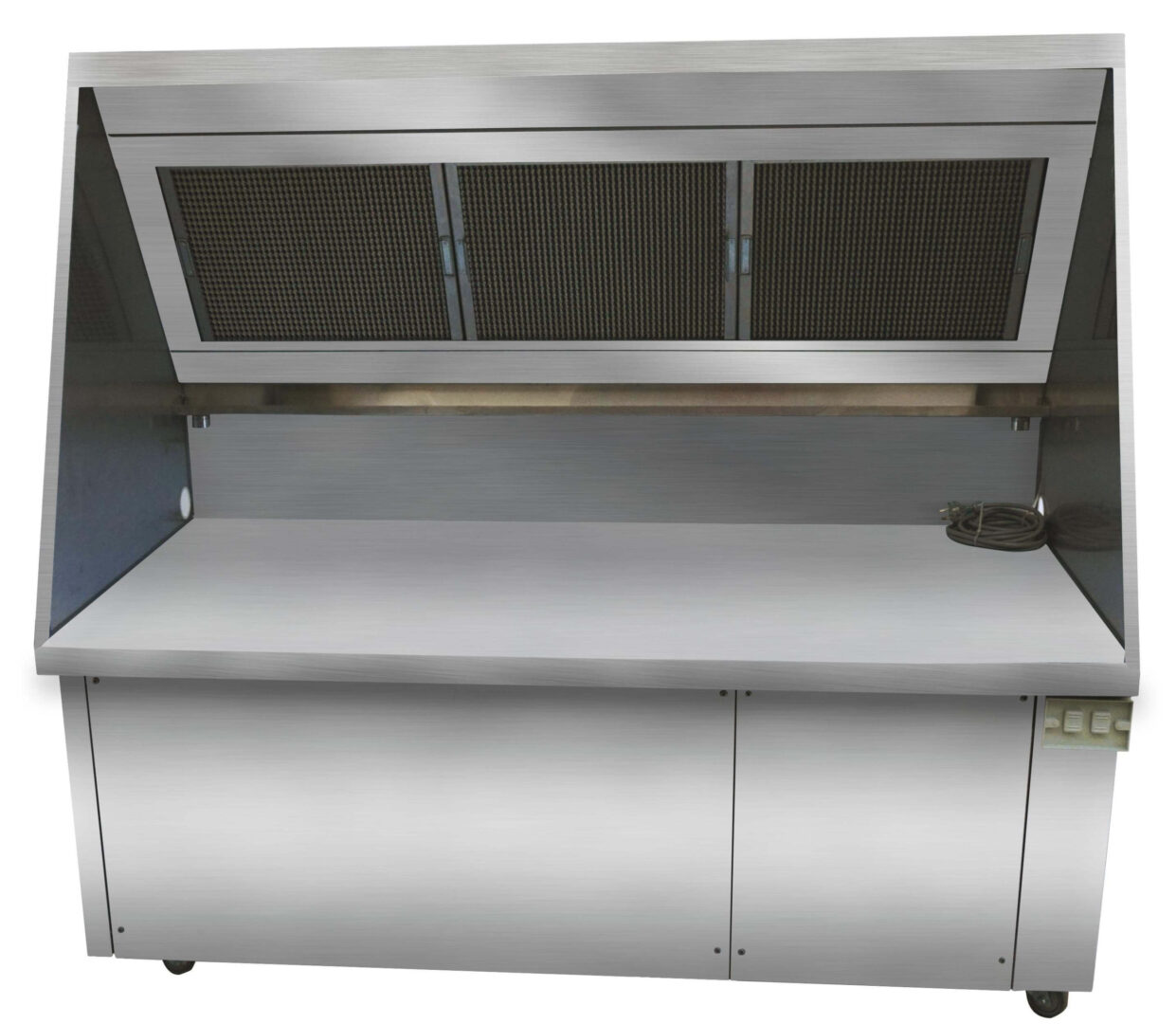 Simco DH1800 Ductless Exhaust Hood System W1800mm x D750mm