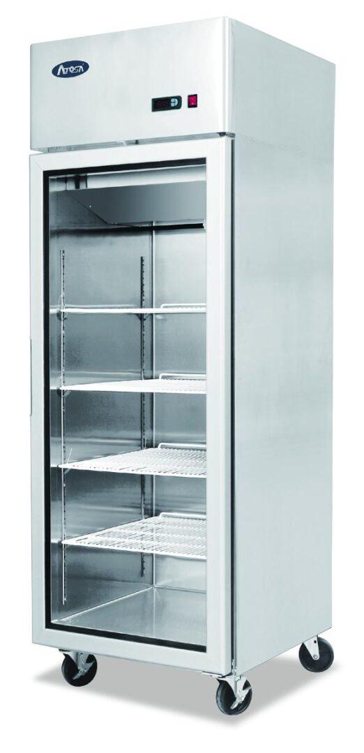 Atosa MCF8601 Top Mounted 1 Door Freezer Showcase 730 mm
