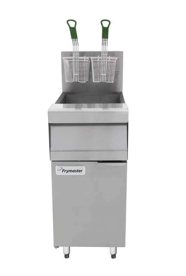 Frymaster MJ150-2-NG Master Jet Split Pot 2x12.5L Fryer Nat Gas