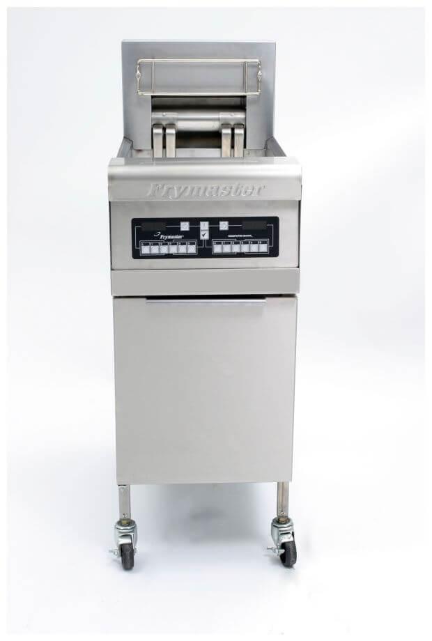Frymaster RE114-2SD Perf Electric 14kw 2x12.5L Split Pot Fryer Covers
