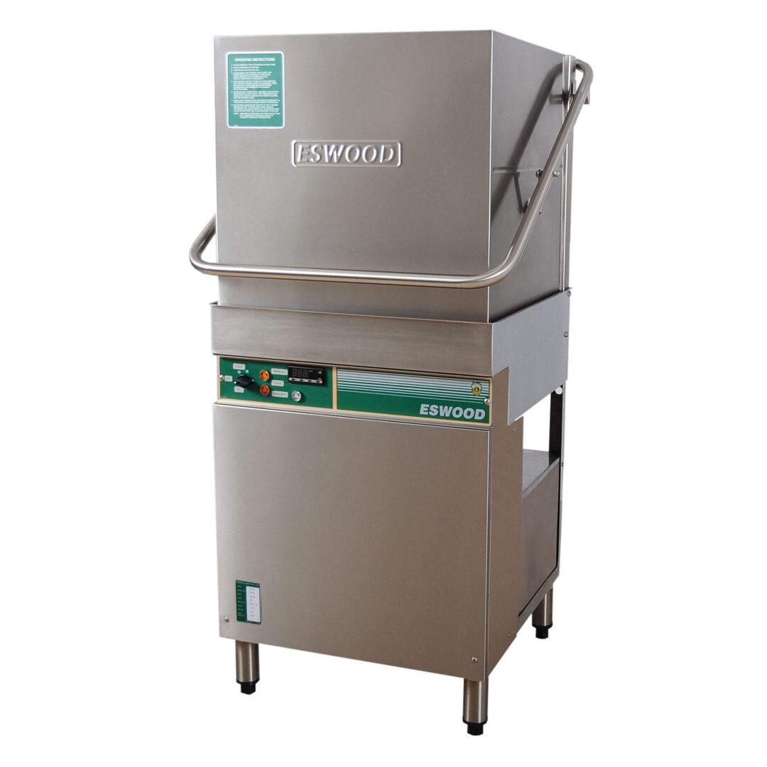 Eswood ES32 Pass-through Recirculating Dishwasher