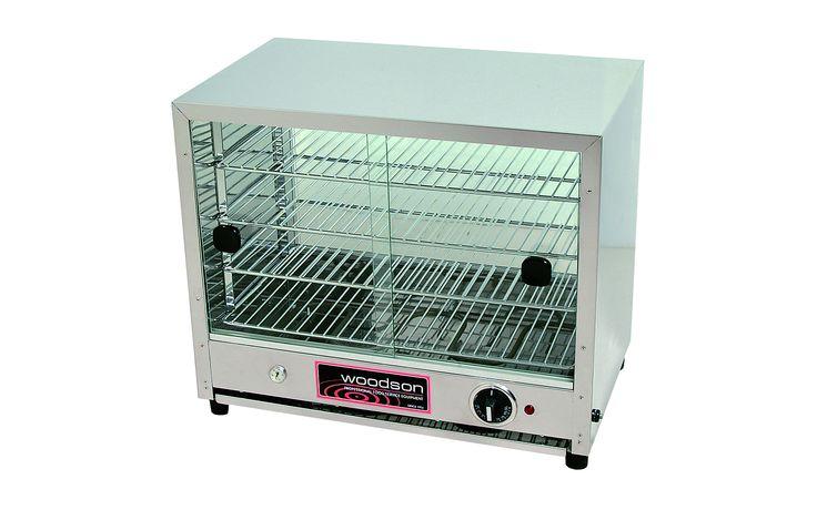 Woodson W.PIA100 Pie Display and Food Display 100 Capacity
