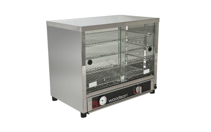 Woodson W.PIA50 Pie Display and Food Display 50 Capacity
